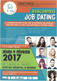 rencontres Job Dating 09 février 2017