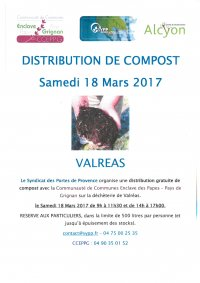 distribution de compost 18 mars 2017